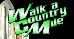 Walk A Country Mile With Bob Brandon